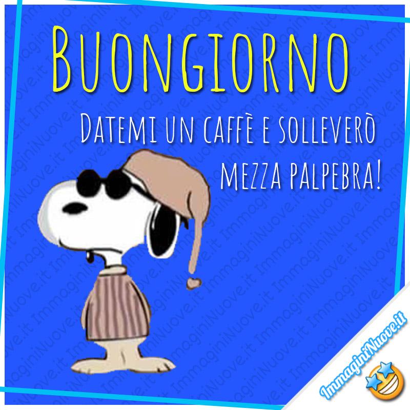 Le Più Belle Immagini Del Buongiorno Con Snoopy Pagina 3