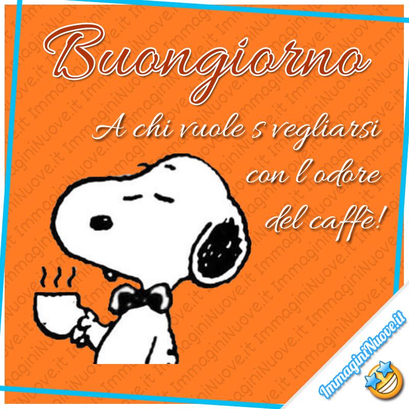 Le Piu Belle Immagini Del Buongiorno Con Snoopy Immagininuove It