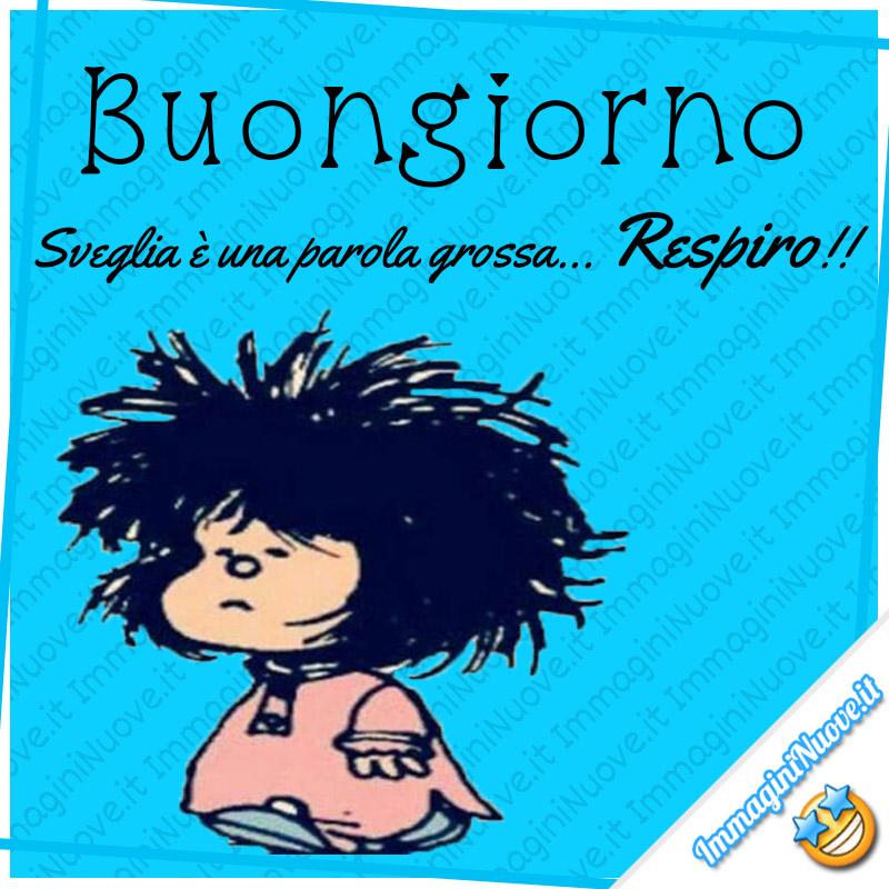 Le Immagini Più Belle Di Buongiorno Con Mafalda
