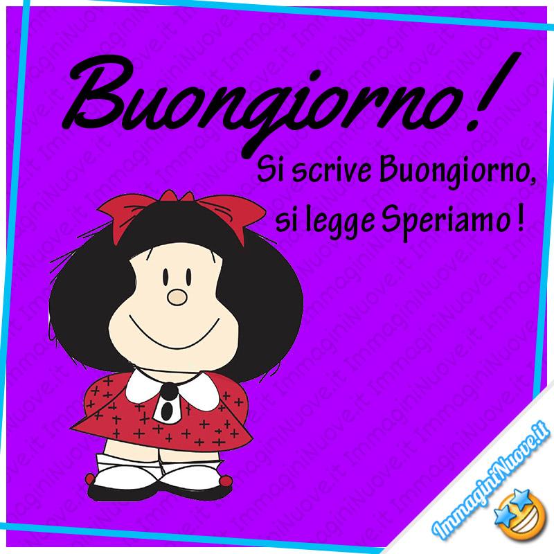 Le Immagini Più Belle Di Buongiorno Con Mafalda Pagina 3