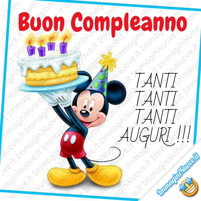 Buon Compleanno TANTI TANTI TANTI AUGURI !!!