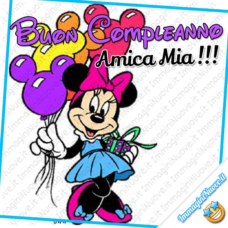Buon Compleanno Amica Mia !!!