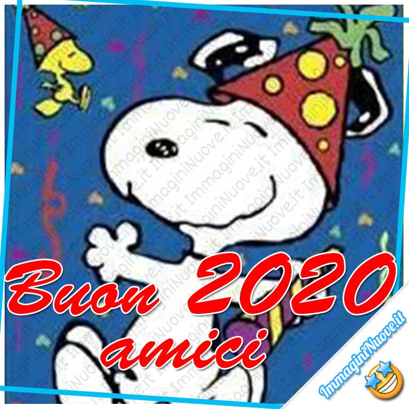 Buon 2020 amici