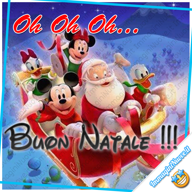 Oh Oh Oh... Buon Natale !!!