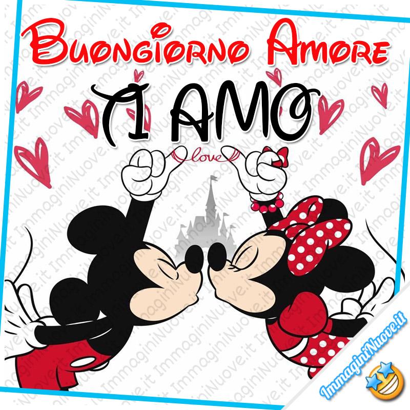 Buongiorno Amore, Ti Amo (Disney)