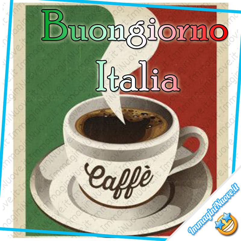 Buongiorno Italia caffè