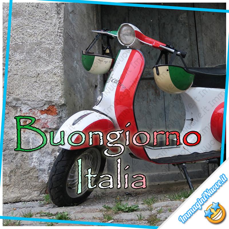 """""""Buongiorno Italia"""" - immagini da condividere su WhatsApp"""