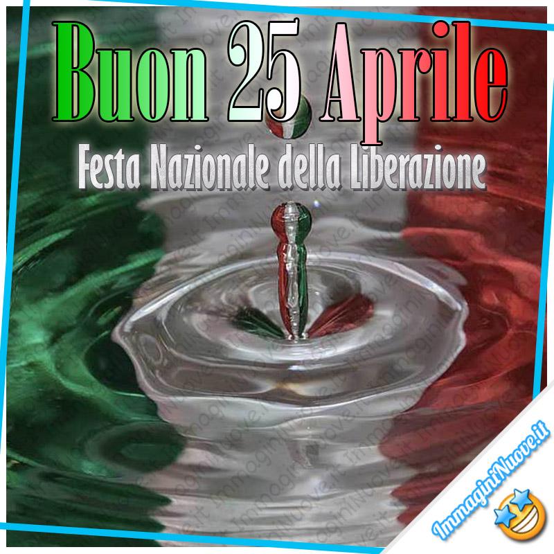 """""""Buon 25 Aprile. Festa Nazionale della Liberazione"""""""