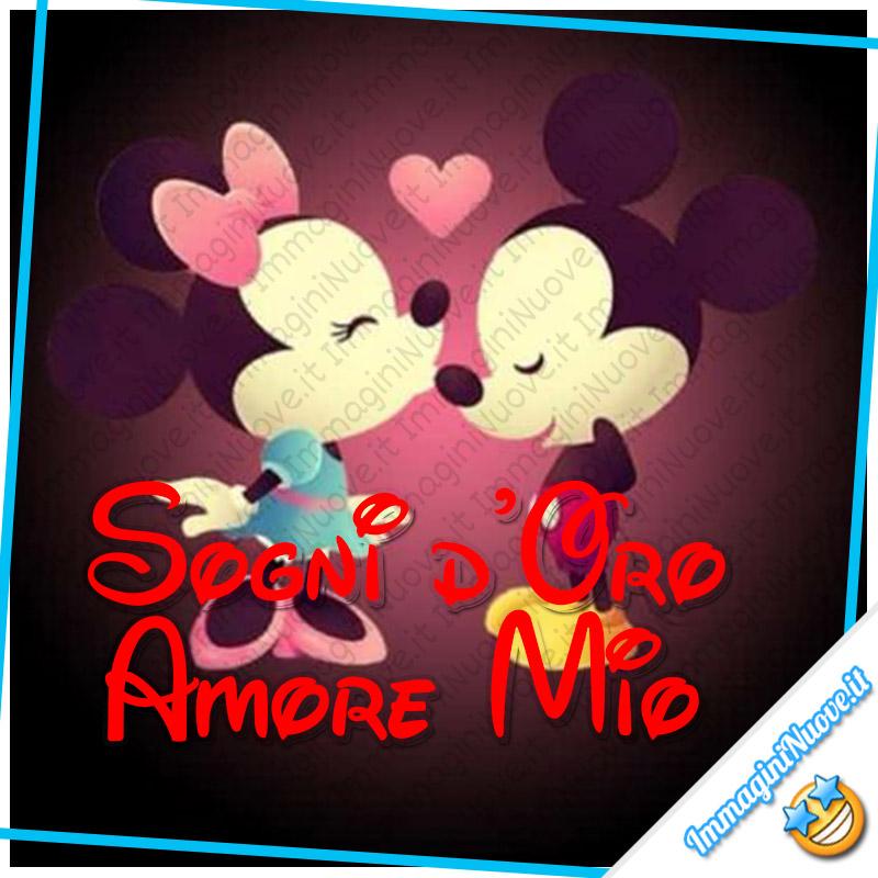 """""""Sogni d'Oro Amore Mio"""" - immagini nuove Walt Disney"""