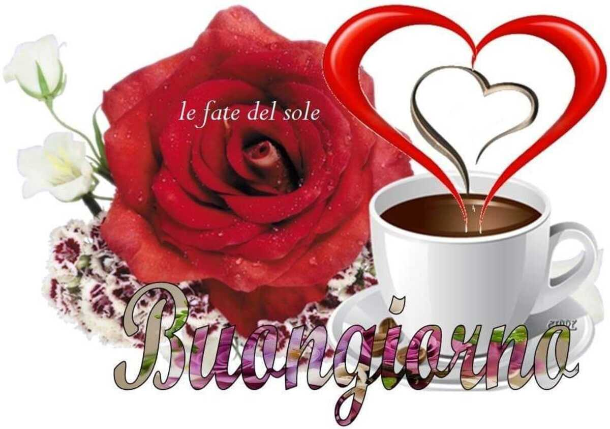 Buongiorno amore